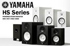 Yamaha HS Monitors