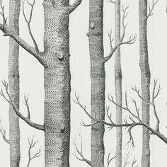 Hal inspiratie | Mooi behang voor een warm welkom in je hal | Woods 69-12147