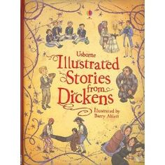 Usborne Illustrated Stories from Dickens $15