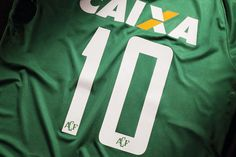 Camisas da Chapecoense 2016-2017 Umbro Titular 3