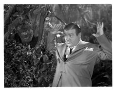 Lon Chaney Jr. in Bud Abbott and Lou Costello Meet Frankenstein (1948)