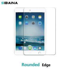 A prueba de explosiones de vidrio templado para apple ipad air 2 sibaina clara película protectora para ipad 6 5 pro protector de pantalla de 9.7 pulgadas