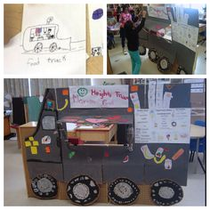 Project Based Learning Food Truck