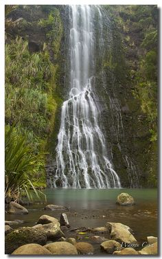 KARE KARE FALLS, NZ