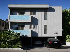 Dingbat Apartment Building