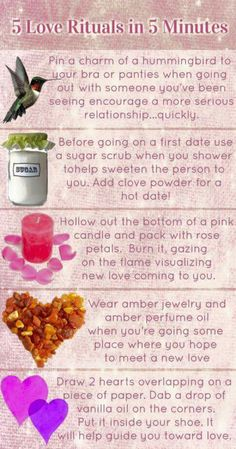 These 5 simple and practical love magic rituals can help you being in new love quickly when done with some stellar focused intention. Magick Spells, Wicca Witchcraft, Hoodoo Spells, Green Witchcraft, Healing Spells, Morning Ritual, Practical Magic, Love Spells, Wicca Love Spell