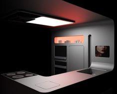 Cozinha Transportável Por Gorenie Ora Ito