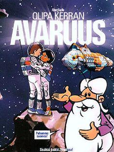 Olipa kerran avaruus TV sarja 1982
