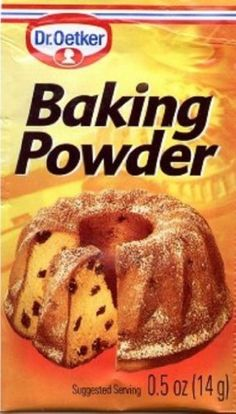 Dr Oetker Baking Powder, (Pack of « Lolly Mahoney Baking Powder Recipe, Cooking Tips, Cooking Recipes, German Desserts, Vanilla Sugar, Home Baking, Starco, French Toast, Bread