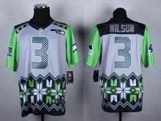 Nike Seattle Seahawks Jersey 54 Bobby Wagner 2015 Noble Fashion Elite Jerseys