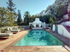 Julianne Hough Buys a Hollywood Hills House With Rustic Charm