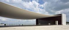 Pavilhão de Portugal, Exposição Mundial de 1998. Álvaro Siza Vieira. Lisboa, Portugal. 1998.