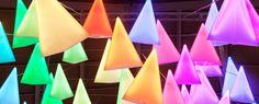 Nulty Bespoke - County Mall - Custom Light Art Sculpture Atrium Space Retail Shopping Mall