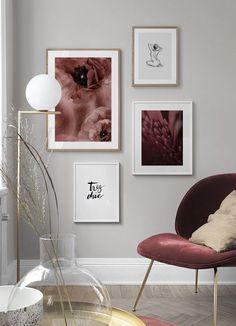 Furnishing ideas and inspiration Art & Living Ideas – Desenio. Home Living Room, Living Room Decor, Bedroom Decor, Fall Home Decor, Cheap Home Decor, Paint Your House, New Room, Home Decor Accessories, Home Decor Inspiration
