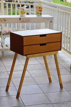 Muebles pintados a mano on pinterest dressers painted - Mueble pintado a mano ...