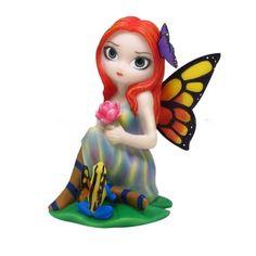 Daydream Frog Strangeling Fairy Jasmine Becket Griffith