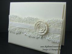 SU Artisan Embellishments Kit, Very Vanilla  Taffeta Ribbon and C/S  (Jan 10, 2013)