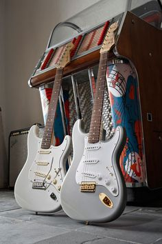 Jeff Beck Signature Stratocaster®