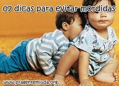 Atividades para maternal, creche e berçário: 07 dicas para evitar mordidas entre os bebês