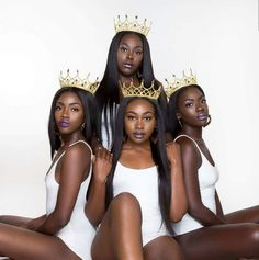 Image discovered by MisheikaGreen. Find images and videos about melanin, beautiful and queens on We Heart It - the app to get lost in what you love. Black Girls Rock, Black Girl Magic, Workout Playlist, Dark Skin Beauty, Black Beauty, Melanin Queen, Black Women Art, Black Art, My Black Is Beautiful