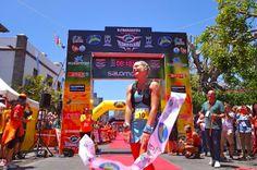 2014 Transvulcania - Anna Frost champion