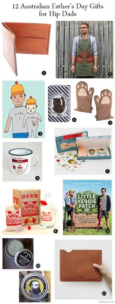 Bondville: 12 Australian Father's Day gift ideas for hip Dads 2015