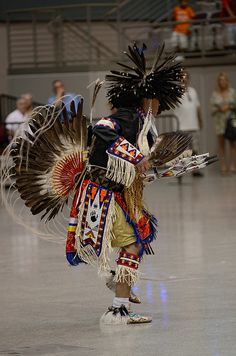 Men's Traditional Dance by jwkeith, via Flickr