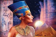 Nefertiti Variant 5 Photograph by Andrew Farley