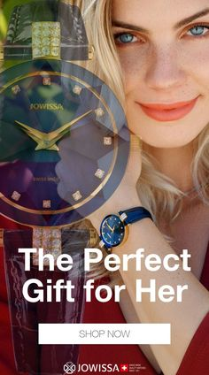 Our ladies watches make the best gifts for women. Find elegant watches for women with unique, shiny design right here. Swiss Made by Jowissa. Perfect Gift For Her, Gifts For Her, Swiss Made Watches, Cool Gifts For Women, Ladies Watches, Elegant Watches, Cut Glass, Best Gifts, Sandro