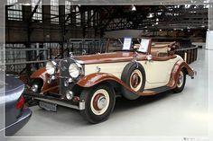 1931 Horch 8 Typ 470