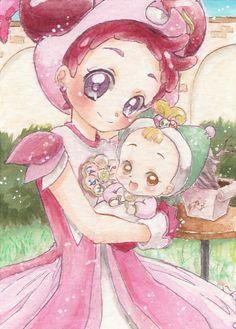 Kakao - Doremi by Parodygirl-Samy on DeviantArt Manga Art, Manga Anime, Anime Art, Ojamajo Doremi, Illustrations And Posters, Anime Comics, Magical Girl, Shoujo, Me Me Me Anime