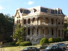 Grand old house in Austin, Texas