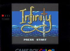 とんちき録: ゲームボーイカラー専用ソフト 「Infinity」 ROMイメージ・ソースコード公開!?