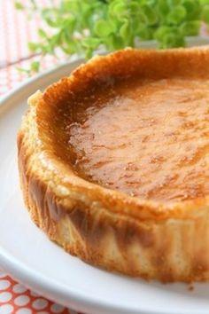 混ぜるだけ!簡単なのに本格チーズケーキ 失敗しらず。 必ずおいしい濃厚なチーズケーキが出来上がります♪ 材料 (18cm型1台分) @クリームチーズ200g @生クリーム200g @卵2個 @砂糖80g @薄力粉大さじ2(山盛り) @レモン汁大さじ1~2