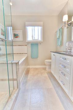 Bathroom floor plans floor plans and vanity cabinet on for Long narrow master bathroom layout