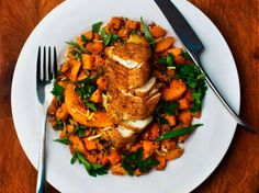 Nutrient dense and calorie light: this fat loss recipe from the chef patron at The Berkeley will sink your cholesterol