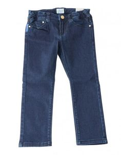Buy Armani Junior at Accent Clothing, luxury stockist of Armani Junior. Stretch Jeans, Mom Jeans, Slim, Fitness, Pants, Stuff To Buy, Clothes, Girls, Summer