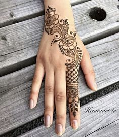 Henna Hand Tattoos Water Looking . Henna Hand Tattoos Water Looking . Henna Tattoos Artist Galway Design for the Hand Henna Hand Designs, Eid Mehndi Designs, Mehndi Designs Finger, Pretty Henna Designs, Modern Mehndi Designs, Mehndi Designs For Girls, Mehndi Design Photos, Mehndi Designs For Fingers, Latest Mehndi Designs