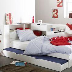 une chambre pour deux lit superpos superpose et lits. Black Bedroom Furniture Sets. Home Design Ideas