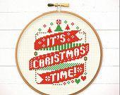 So many cute cross stitch patterns!