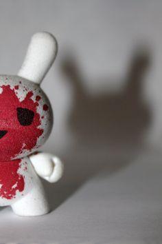 Luke Chueh designer toy