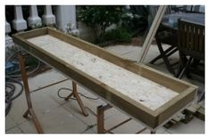 ShamWerks : Terrasse Project - Terrasse Project : Bacs à Bambous