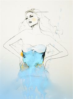 leigh viner art illustr yummi, amaz leigh, art, inspir, leigh viner, fashion illustrations