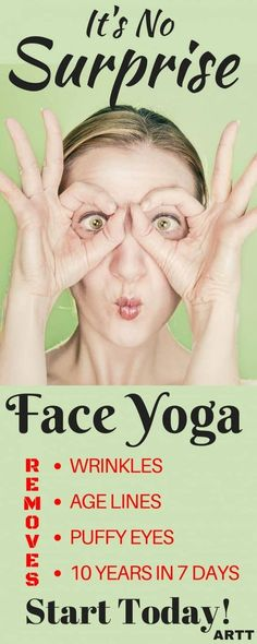 How to Look 10 Years Younger With the Face Yoga Method 4