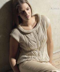 Ace de tricotat: scheme de selecție model (1) - rețea unită - CREATIVE MAINI - Publisher - vergele