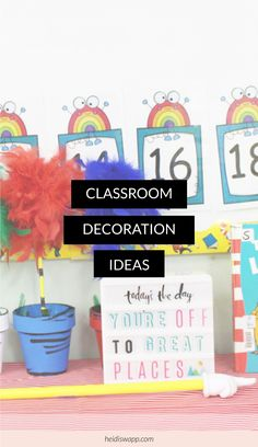 Lots of inspiration for classroom decoration using Lightbox by Lightbox, Love Notes, Classroom Decor, Great Places, Back To School, Diy Home Decor, Felt, Messages, Decoration