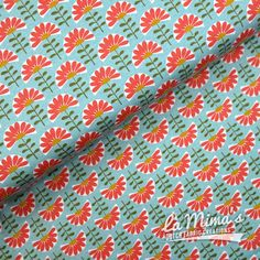SOLD OUT! - Meadow Flowers - Organic Knit @la Mima's.