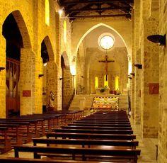 Abbey of San Domenico in Sora (FR).