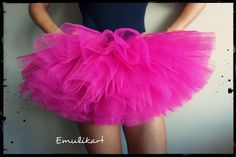 This wonderful fluffy adult tutu skirt is made of quality premium fuchsia tulle. Adult Tutu Skirts, Skirts For Sale, Tutus For Girls, Tulle, Ballet Skirt, Punk, Glamour, Urban, Womens Fashion