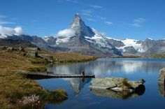 The 5-Seenweg (Five Lakes Walk) is in a class of its own among hikes in the Zermatt mountains. The views of the mountain lakes are superb (with the Matterhor...